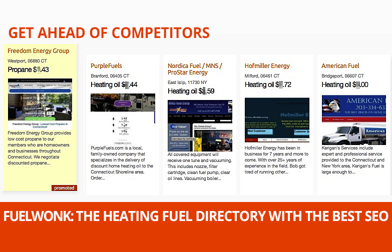 Find Cheapest Heating Fuel Oil And Propane Prices In Your Area Fuelwonk