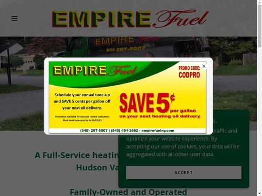 Empire Fuel, NY screenshot