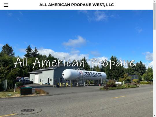All American Propane, WA, 98901 - compare Propane prices