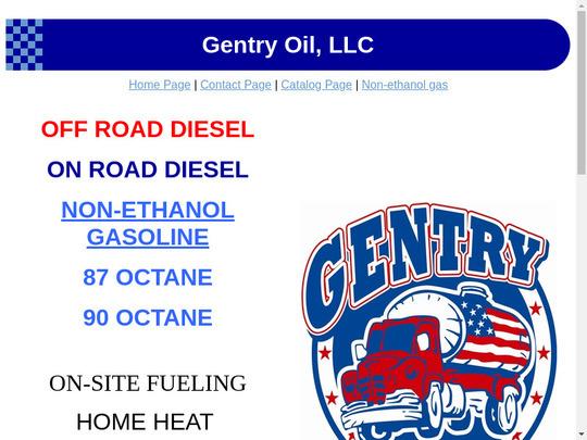 Gentry Oil Co, FL, 32724 - compare Propane, Heating oil