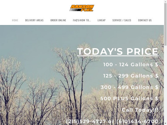ranson fuel pa 18955 compare heating oil prices fuelwonk ranson fuel pa 18955 compare