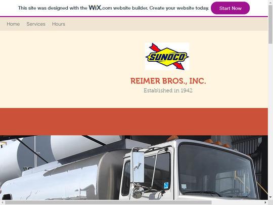 Reimer Bros. Inc, PA screenshot