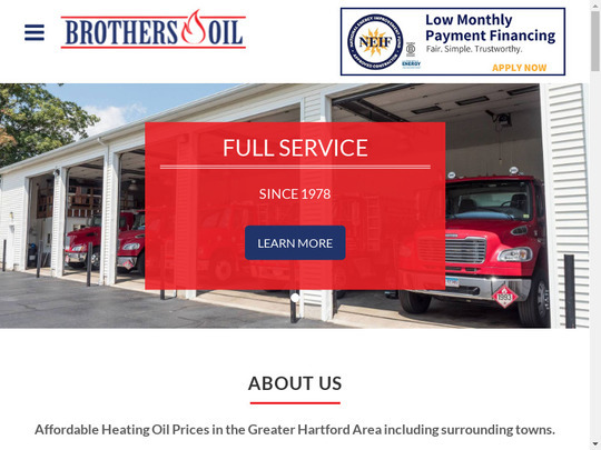 2 46 Brothers Oil Company Ct 06108 Compare Heating Oil Prices Fuelwonk