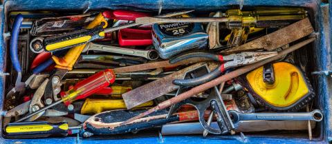 Photo of toolbox
