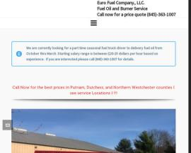Euro Fuel Co Ny Screenshot