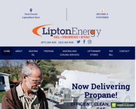 Lipton Energy Ma Screenshot
