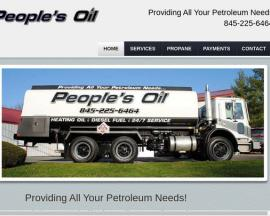 Peoples Oil Ny Screenshot