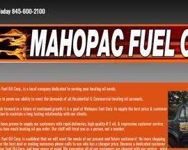Mahopac Fuel Oil Corp Ny Screenshot