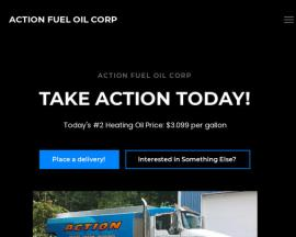 Action Fuel Oil Ny Screenshot