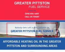 Greater Pittston Fuel Co, PA screenshot