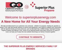 Griffith Energy, NY screenshot