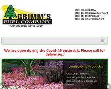 Grimm's Fuel Company, OR screenshot