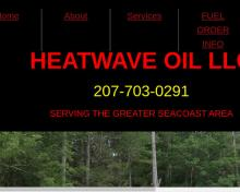 Heat Wave Oil, ME screenshot