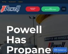 JJ Powell Inc, PA screenshot