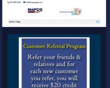 Mapco Gas, PA screenshot