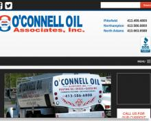 O 039 Connell Oil Ociates Ma Screenshot