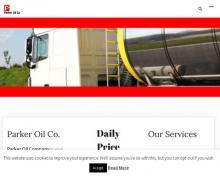 Parker Oil Co, PA screenshot