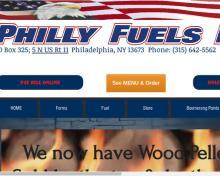 Philly Fuels Inc, NY screenshot