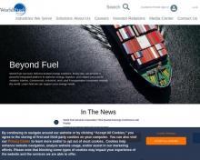 Associated Petroleum Products APP Propane / World Fuel, OR screenshot