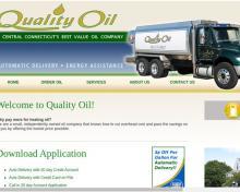 Quality Oil Co, CT screenshot