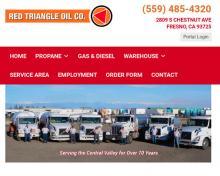 Red Triangle Oil Co Ca Screenshot