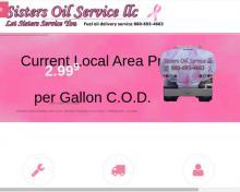 Sisters Oil Service, CT screenshot