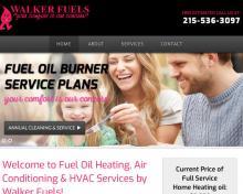 Walker Fuels, PA screenshot