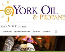 York Oil & Propane, ME screenshot