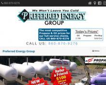 Ellington Oil, CT screenshot