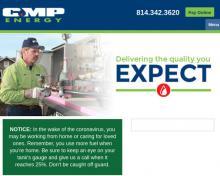 Christoff Mitchell Petroleum, PA screenshot