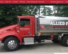 Allied Fuels, NH screenshot
